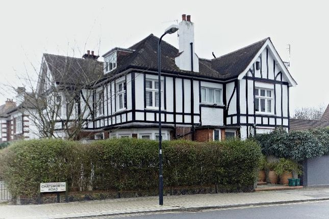 Thumbnail Flat to rent in Mapesbury Road, Mapesbury, London