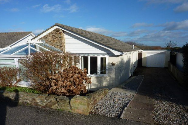 3 bed bungalow to rent in Lawrence Road, St. Agnes TR5