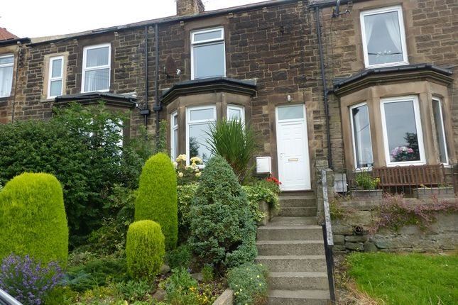 Thumbnail Terraced house to rent in Durham Road, Consett