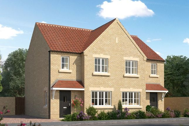 Thumbnail Detached house for sale in Conyers Green Lane, Yarm