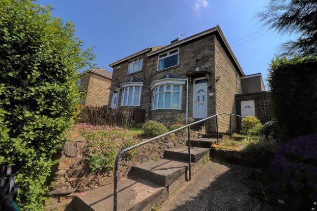 Thumbnail Semi-detached house for sale in Craigland Villas, Sacriston, Durham