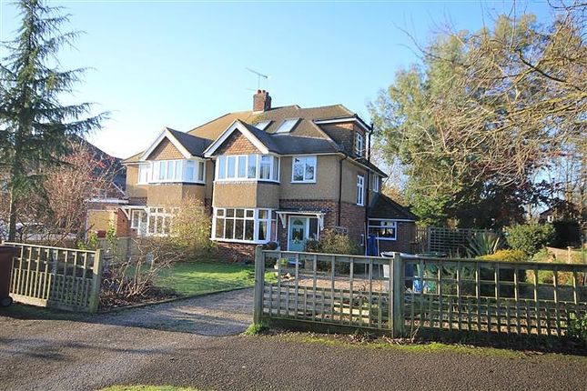 Thumbnail Semi-detached house for sale in Balmore Drive, Caversham, Reading