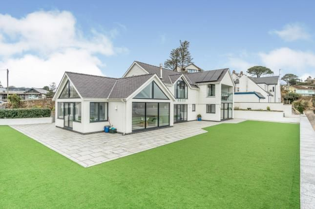 Thumbnail Detached house for sale in Abersoch, Pwllheli, Gwynedd, .