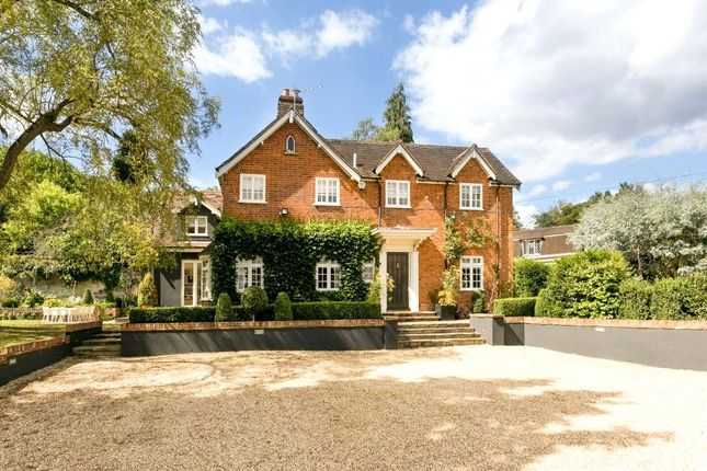 Thumbnail Detached house to rent in Titness Park, London Road, Ascot, Berkshire