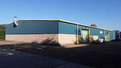 Thumbnail Light industrial for sale in Unit 4 Wooler Park, North Way, Walworth Business Park, Andover, Hampshire