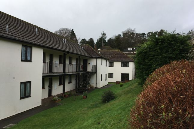 Thumbnail Flat to rent in Temple Gardens, Sidmouth