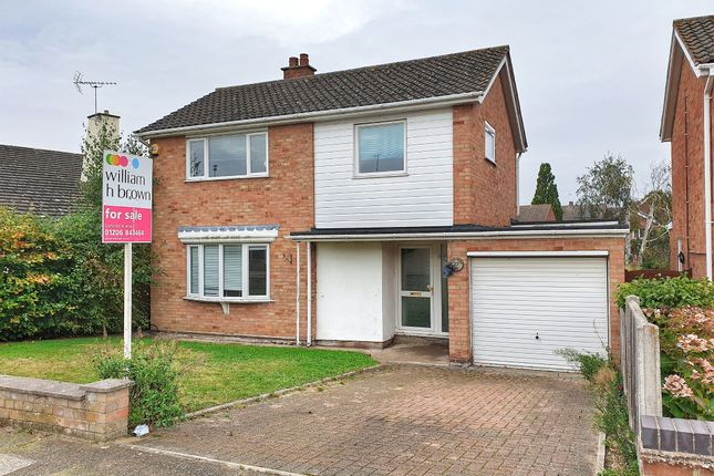 Thumbnail Detached house for sale in St. Mark Drive, Colchester