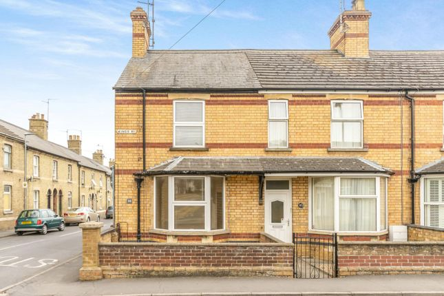 Thumbnail End terrace house to rent in Kings Road, Stamford