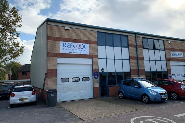 Thumbnail Warehouse to let in Unit 6 Swanwick Business Centre, Bridge Road, Swanwick, Southampton, Hampshire