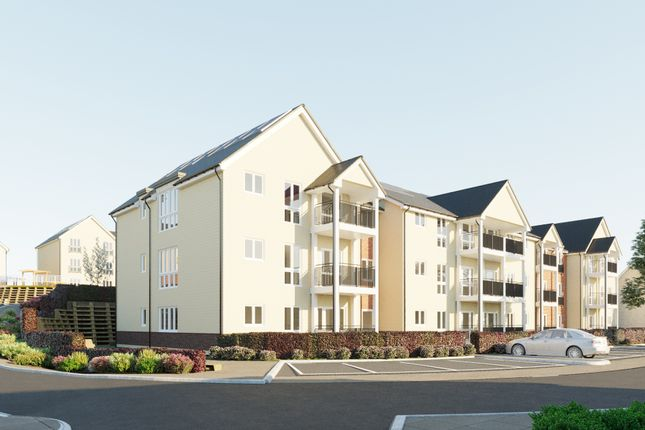 Thumbnail Flat for sale in Apartment 27 Brook House, Debden Grange, Saffron Walden, Essex