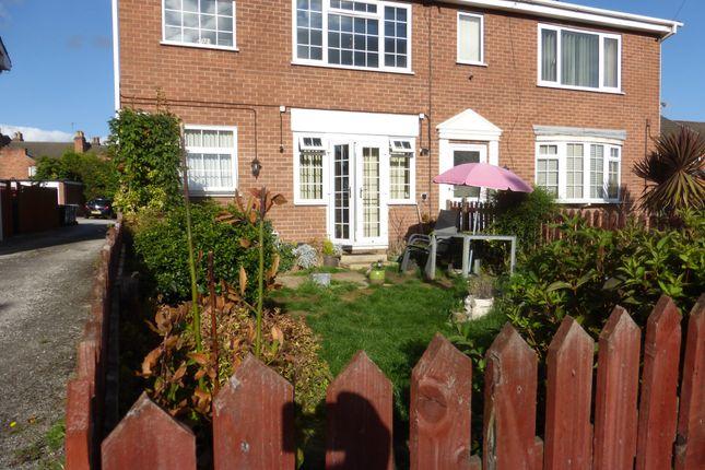 2 bed maisonette for sale in Sherbrook Road, Daybrook, Nottingham NG5