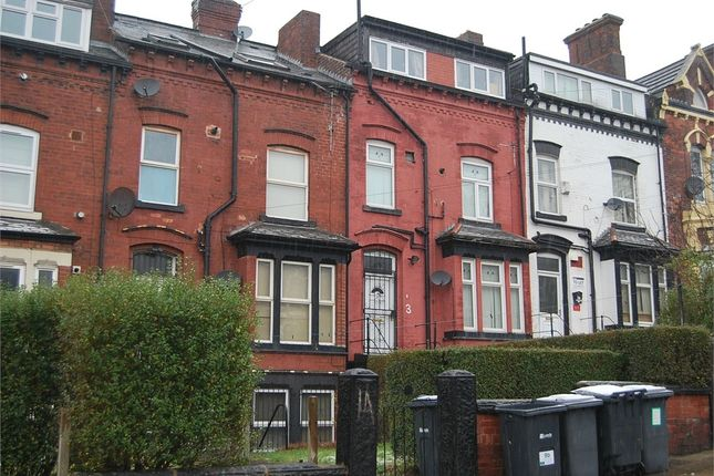 Thumbnail Terraced house to rent in Victoria Terrace, Leeds, West Yorkshire