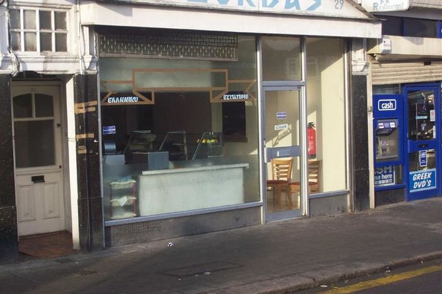 Thumbnail Restaurant/cafe for sale in Green Lanes, London