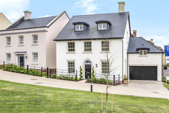 Thumbnail Detached house for sale in The Elliot, Manor Road, Winchester Village, Hampshire