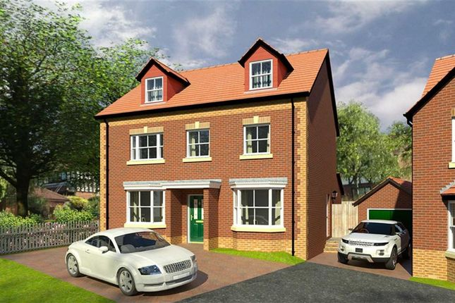 Thumbnail Detached house for sale in Mill Lane, Llanyravon, Cwmbran
