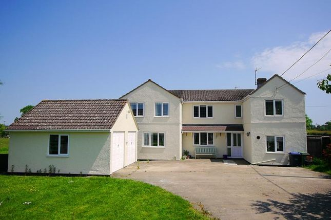 Thumbnail Detached house to rent in Malmesbury Road, Leigh, Swindon