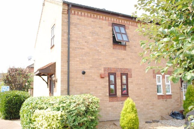 Thumbnail Terraced house to rent in Elsing Drive, King's Lynn