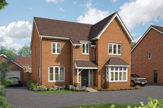 "Thumbnail Detached house for sale in ""The Birch"" at Melton Road, Nottinghamshire, Edwalton"