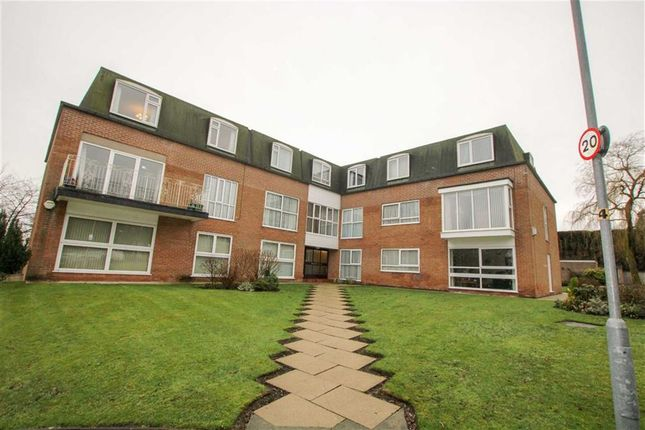 Thumbnail Flat to rent in Hill Side, Heaton, Bolton