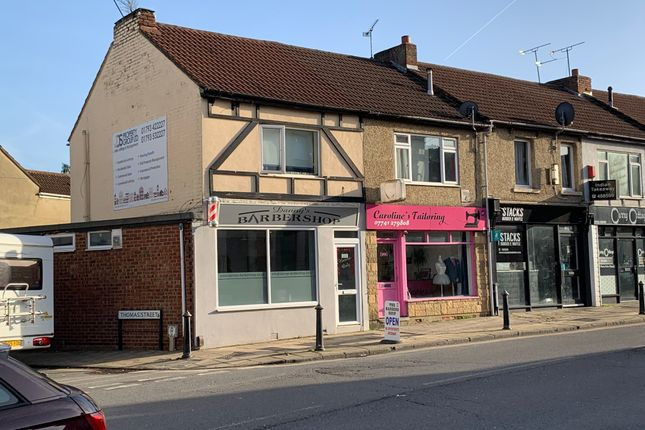 Thumbnail Flat to rent in Rodbourne Road, Swindon