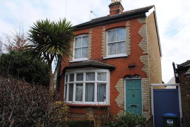 Thumbnail Detached house for sale in Esher Road, East Molesey