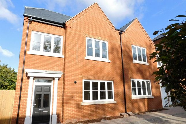 Thumbnail Semi-detached house for sale in St. Georges Place, Ampthill, Bedford