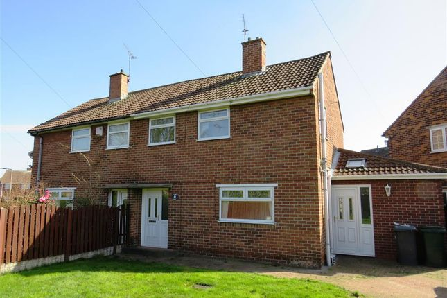 Thumbnail Semi-detached house to rent in Riverdale Road, Scawthorpe, Doncaster
