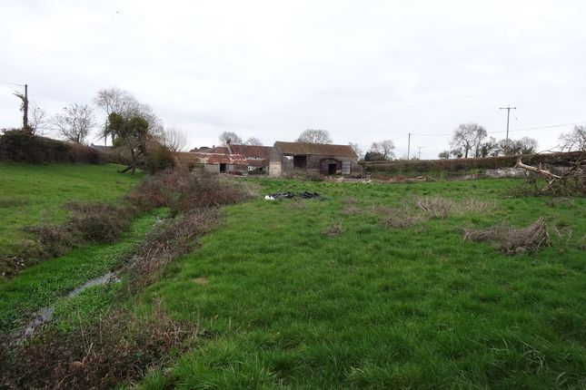 Thumbnail Land for sale in Development Site For 5 Dwellings, Pitney, Langport