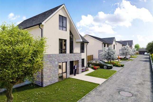 Thumbnail Detached house for sale in Coulstreng, Harry Stoke Road, Stoke Gifford, Bristol