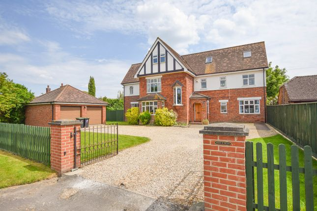 Thumbnail Detached house for sale in Isaacson Road, Burwell, Cambridge