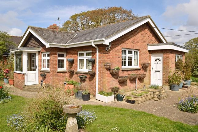 Thumbnail Detached bungalow for sale in Hillway Road, Bembridge, Isle Of Wight