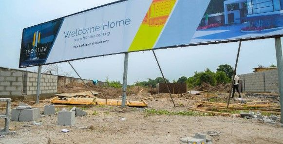 Thumbnail Land for sale in Frontier Estate Bogije, Frontier Estate Bogije, Nigeria