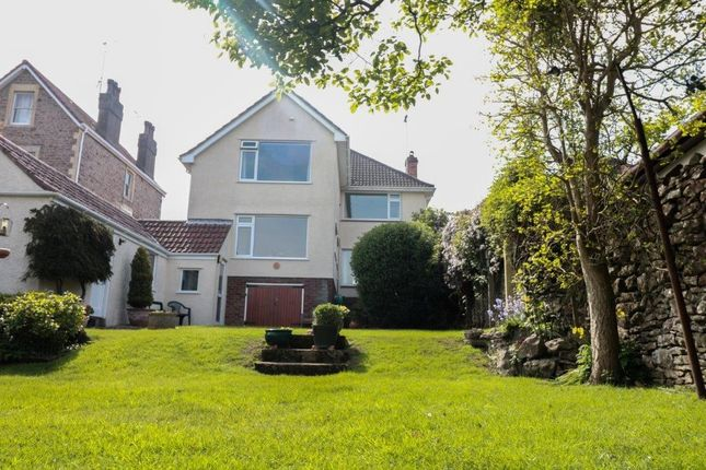 Thumbnail Detached house for sale in Kings Road, Clevedon