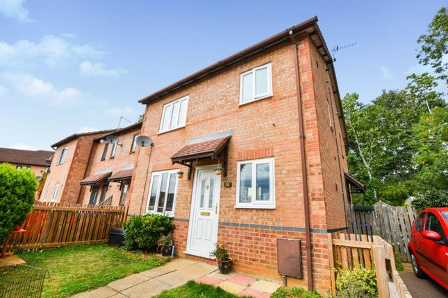 Thumbnail Terraced house for sale in Lindisfarne Way, Northampton