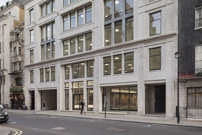 Thumbnail Office to let in King Street, London