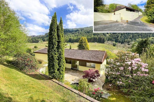 Thumbnail Detached bungalow for sale in Duniadain, Musdale Road, Kilmore, Argyll, 4XX, Oban