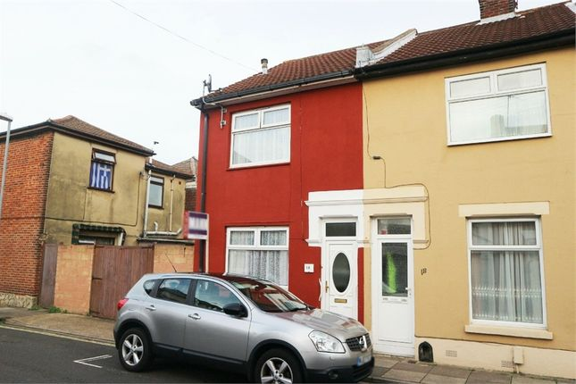 2 bed end terrace house for sale in Samuel Road, Portsmouth, Hampshire