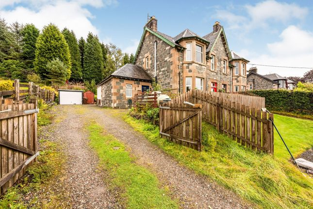 Thumbnail Flat for sale in Main Street, Aberfoyle, Stirling
