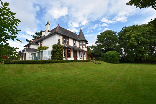 Thumbnail Country house for sale in Erray Road, Tobermory