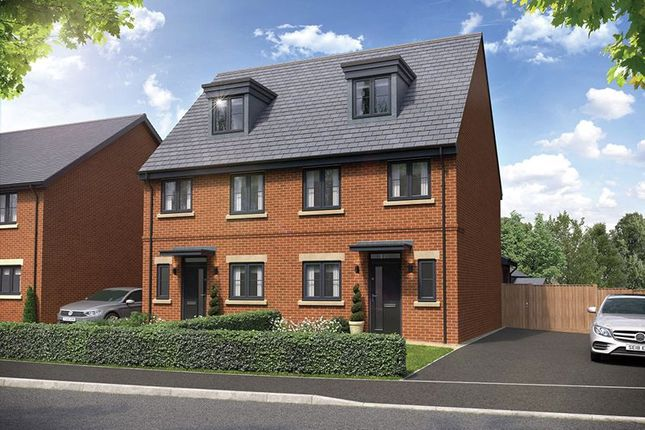 3 bed semi-detached house for sale in Charlton Court, Reading Road, Wantage OX12