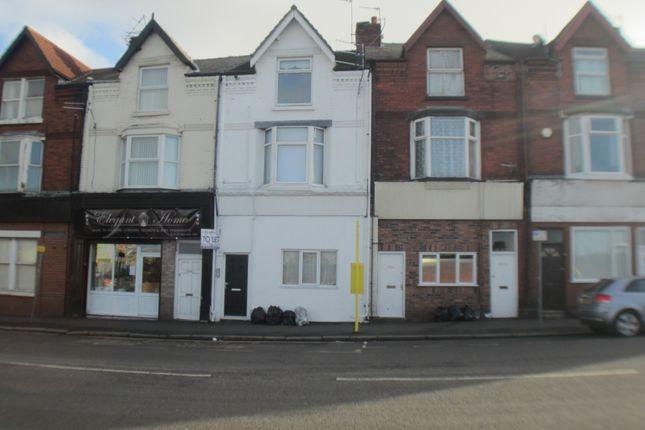 Thumbnail Flat to rent in Marsh Lane, Bootle