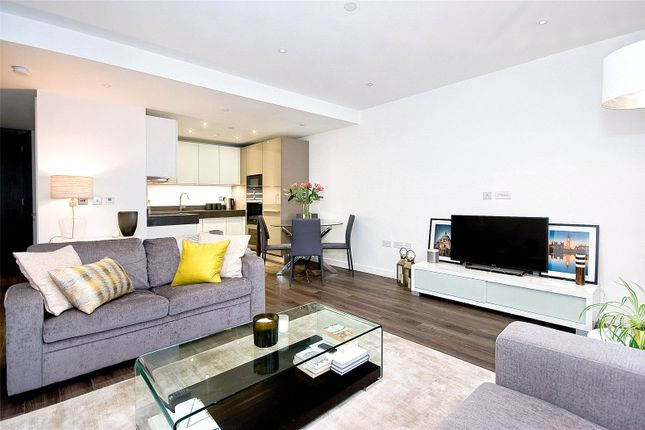 Thumbnail Flat for sale in Goodman's Fields, Canter Way
