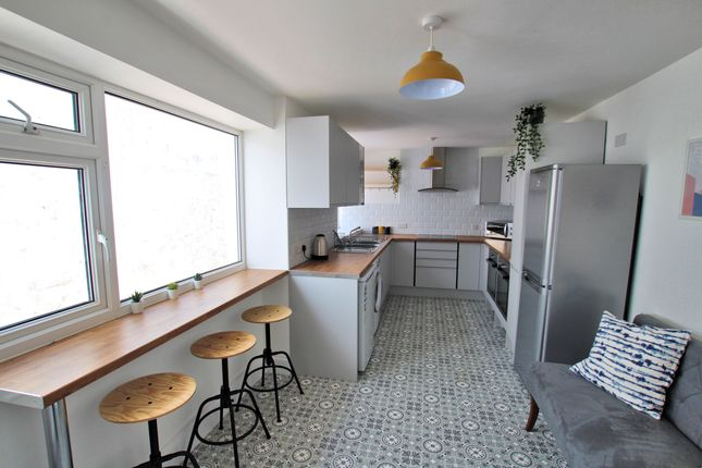 Thumbnail Town house to rent in Budock Terrace, Falmouth
