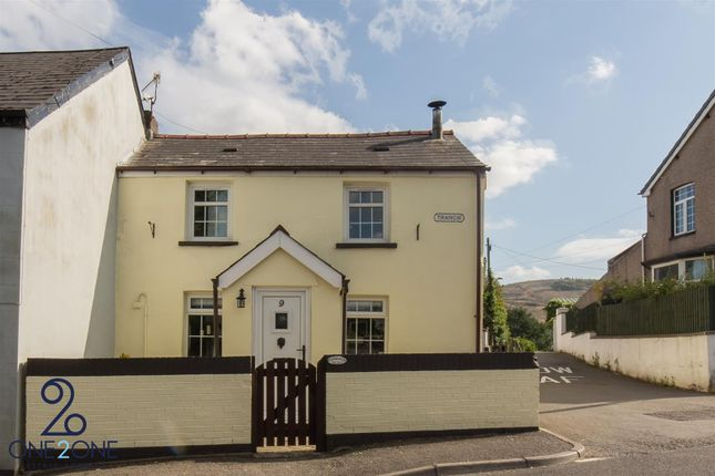 End terrace house for sale in Tranch Road, Tranch, Pontypool