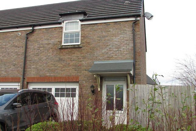 Thumbnail Mews house for sale in Llwyn Helyg, Neath, Neath Port Talbot.