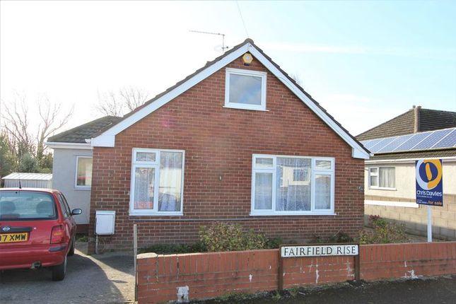 Thumbnail Detached bungalow for sale in Fairfield Rise, Llantwit Major