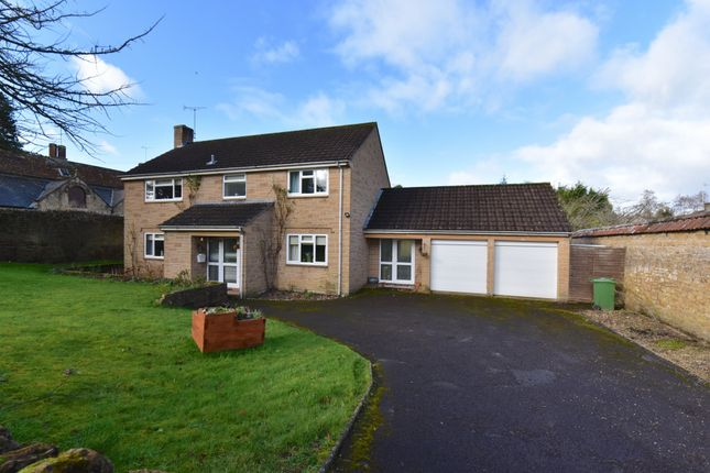 Thumbnail Detached house for sale in Ryefields Close, West Coker
