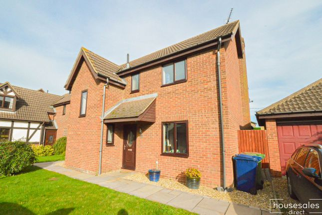 4 bed detached house for sale in Cricketers Way, Benwick, March PE15