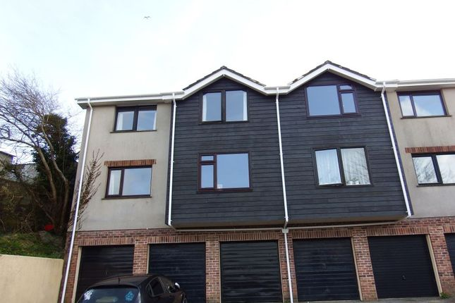 Thumbnail Flat to rent in Hillside Court, Bodmin