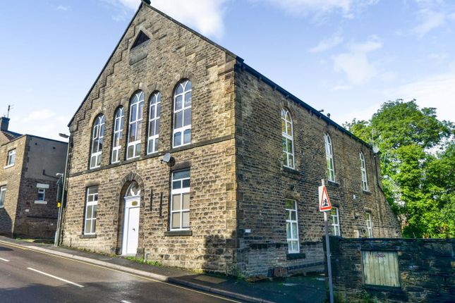 Thumbnail Flat for sale in Station Road, Furness Vale, High Peak
